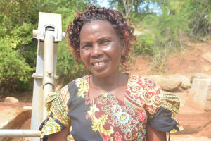 The Water Project: Karuli Community D -  Rose Muimi