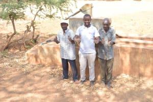 The Water Project: Katuluni Community B -  Musyimi Titus Mutemi