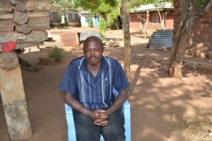 The Water Project: Maluvyu Community F -  Dominic Mutunga