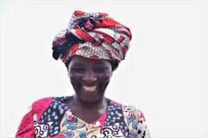The Water Project: Maluvyu Community F -  Mary Mutua