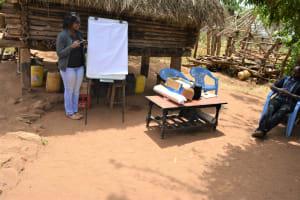 The Water Project: Maluvyu Community F -  Training