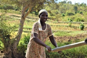 The Water Project: Masaani Community -  Pumping Well