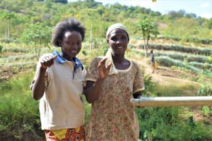 The Water Project: Masaani Community -  Thumbs Up