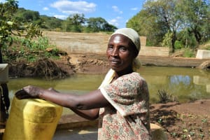 The Water Project: Masaani Community -  Veronica Musaa