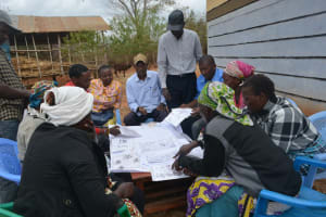 The Water Project: Kaukuswi Community -  Training Discussion