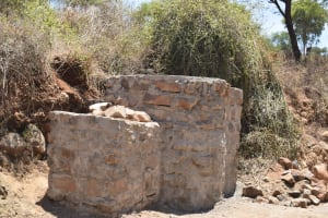 The Water Project: Maluvyu Community G -  Well Construction