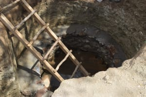 The Water Project: Kaukuswi Community A -  Well Deeping