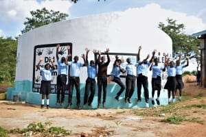 The Water Project: Kyamatula Secondary School -  Jumping For Water