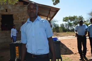 The Water Project: Kyamatula Secondary School -  Stallon School Vice President