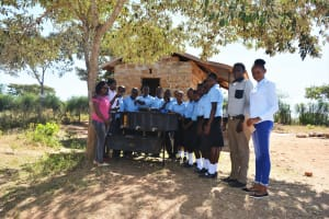The Water Project: Kyamatula Secondary School -  Student Health Club Members