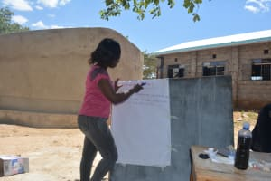 The Water Project: Kyamatula Secondary School -  Training Poster