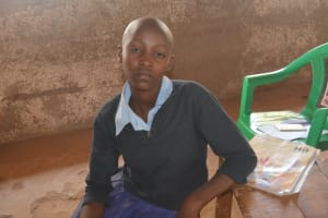 The Water Project: Kamulalani Primary School -  Esther Ndinda