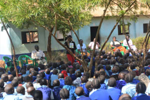 The Water Project: Kamulalani Primary School -  Training Participants