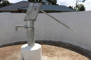 The Water Project: 45 Main Motor Road, The Redeemed Christian Church of God -  Completed Well