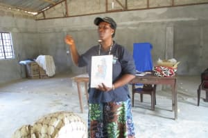 The Water Project: 45 Main Motor Road, The Redeemed Christian Church of God -  Hygiene Trainer