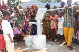 The Water Project: 45 Main Motor Road, The Redeemed Christian Church of God -  Kids At The Well