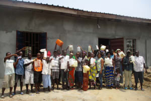 The Water Project: 45 Main Motor Road, The Redeemed Christian Church of God -  Participants After The Training