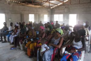 The Water Project: 45 Main Motor Road, The Redeemed Christian Church of God -  Training