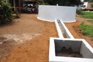 The Water Project: Lungi, Rotifunk, King Fuad Hafis Islamic School -  Complete Well