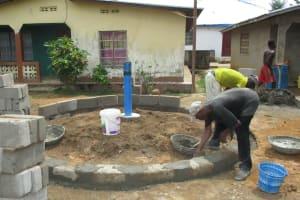 The Water Project: Lungi, Rotifunk, King Fuad Hafis Islamic School -  Well Foundation