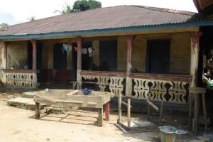 The Water Project: Lungi, Masoila, #3 Kamara Street -  Household
