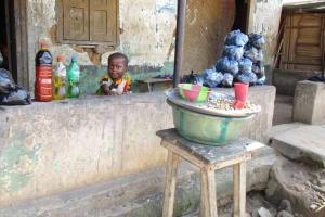 The Water Project: Lungi, Masoila, #3 Kamara Street -  Petty Trading