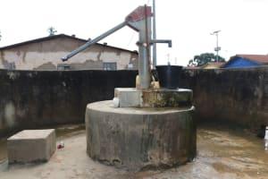 The Water Project: Lungi, Masoila, #3 Kamara Street -  Well In Need Of Rehab