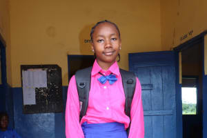 The Water Project: Lungi, Lungi Town, Holy Cross Primary School -  Fatmata S Sillah Head Girl