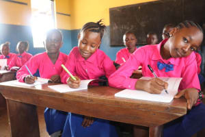 The Water Project: Lungi, Lungi Town, Holy Cross Primary School -  Students