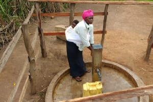 The Water Project:  Kunihira Roselyne At The Well