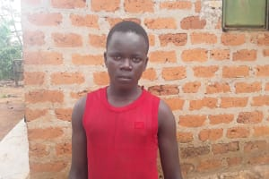The Water Project:  Mugume Keneth