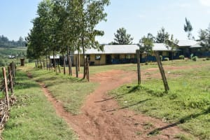 The Water Project: Khwihondwe SA Primary School -  School Entrance