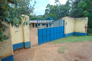 The Water Project:  Schools Gate