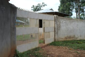 The Water Project: St. Gerald Mayuge Secondary School -  School Gate