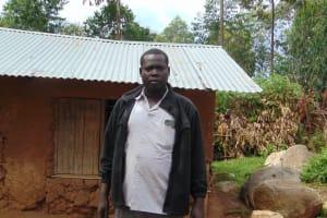 The Water Project: Kapsogoro Primary School -  Head Teacher Mr Ronald Mahale Ambenje