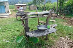 The Water Project: Friends School Ikoli Secondary -  Dishrack