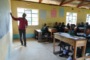 The Water Project: Friends Kuvasali Secondary School -  Students In Class