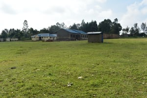 The Water Project: ACK St. Peter's Khabakaya Secondary School -  School Grounds