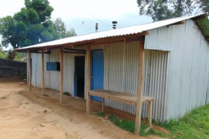 The Water Project: Malinda Secondary School -  Kitchen