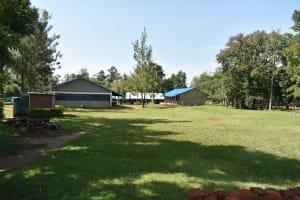 The Water Project: St. Peter's Khaunga Secondary School -  School Grounds