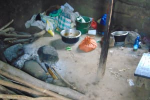 The Water Project: Kapsogoro Primary School -  Inside The Kitchen
