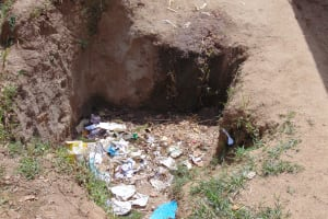The Water Project: Malinda Secondary School -  Compost Pit