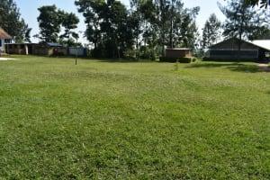 The Water Project: St. Peter's Khaunga Secondary School -  School Playground