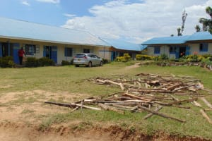 The Water Project: Malinda Secondary School -  School Layout