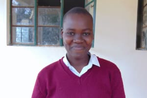 The Water Project: Friends Secondary School Shirugu -  Student Hellen