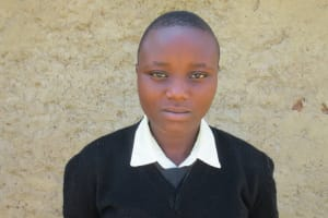 The Water Project: St. Gerald Mayuge Secondary School -  Student Saumu