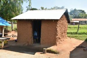 The Water Project: Ebubole UPC Secondary School -  Kitchen