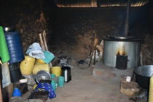 The Water Project: Ebubole UPC Secondary School -  Inside The Kitchen