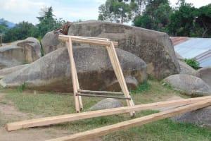The Water Project: Musasa Primary School -  Latrine Door Frames