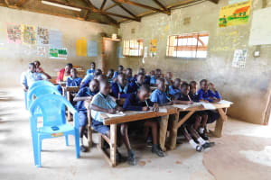The Water Project: Enyapora Primary School -  Pupils Attend Training